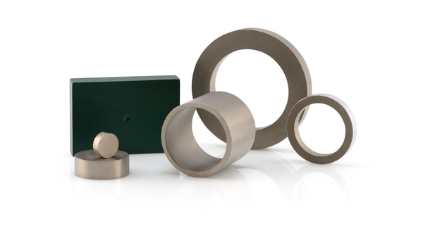 Permanent Magnets in Different Shapes and Various Coatings
